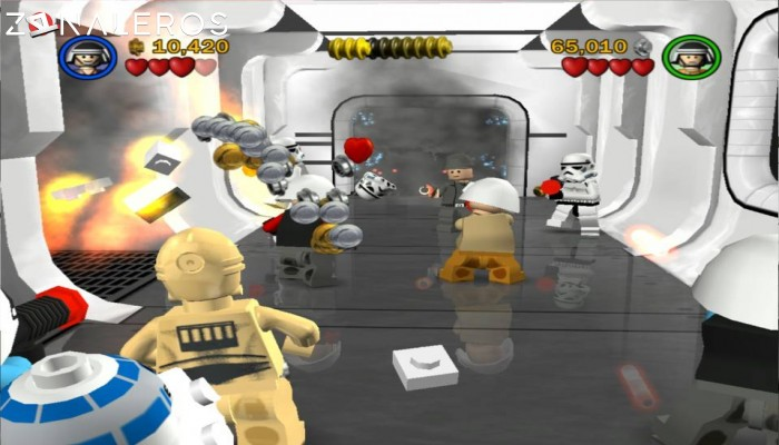 LEGO Star Wars II: The Original Trilogy por mega