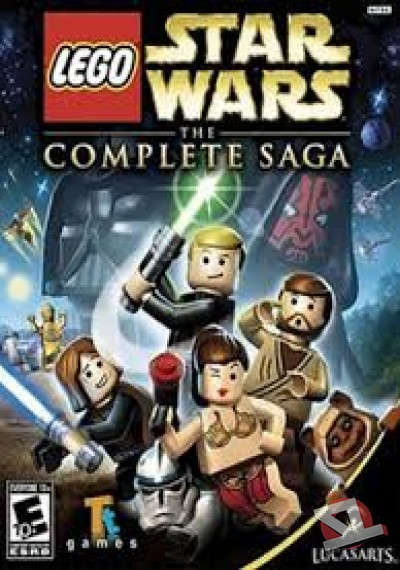 descargar LEGO Star Wars The Complete Saga