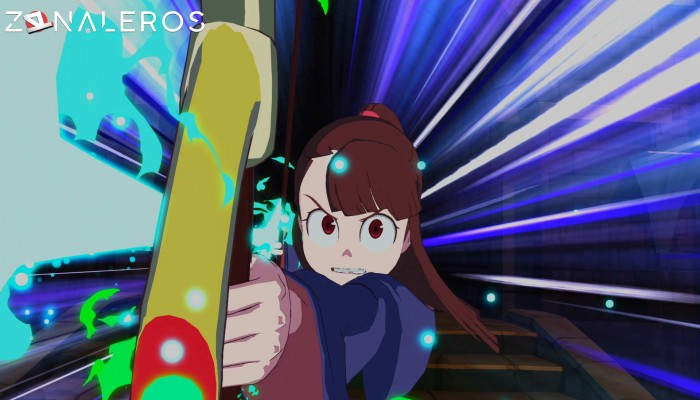 Little Witch Academia: Chamber of Time por mega