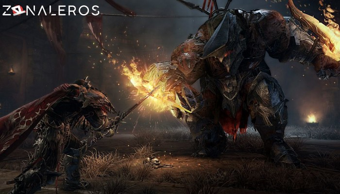 Lords Of The Fallen gameplay