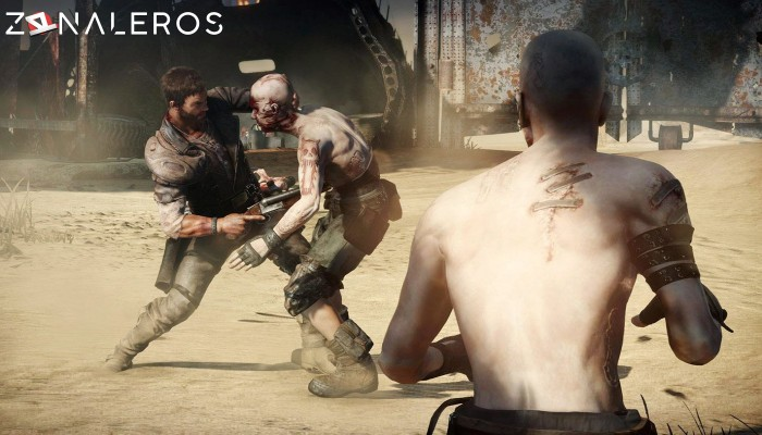Mad Max Ripper Special Edition gameplay