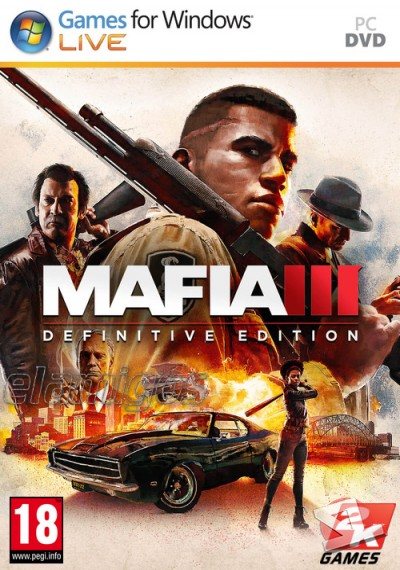 descargar Mafia III Definitive Edition