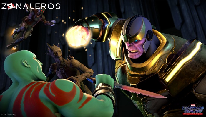 Marvel's Guardians of the Galaxy: The Telltale Series por torrent