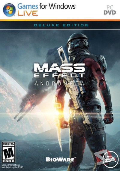 descargar Mass Effect: Andromeda Deluxe Edition