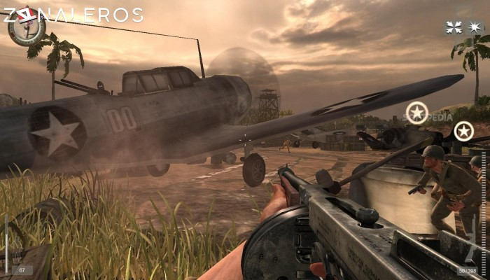 Medal of Honor: Pacific Assault gameplay