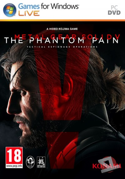 descargar Metal Gear Solid V: The Phantom Pain