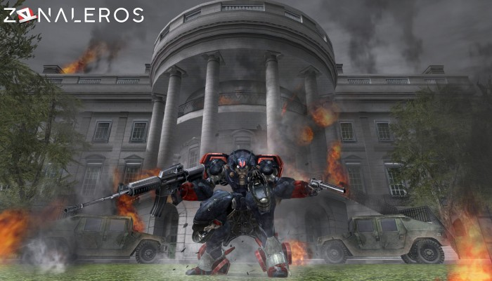 Metal Wolf Chaos XD por torrent