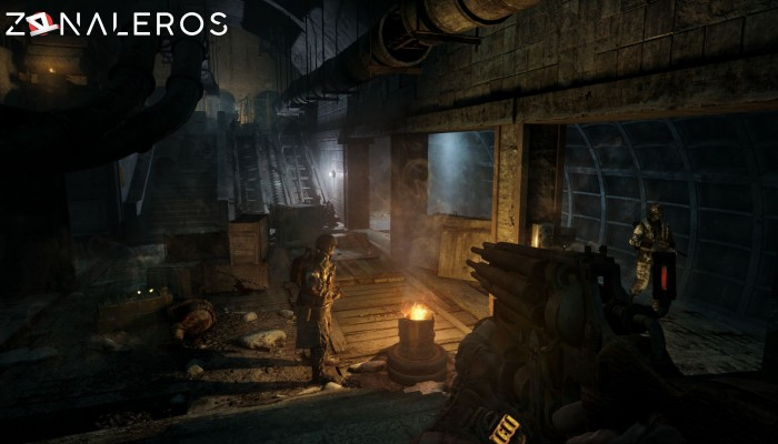 Metro Redux Bundle gameplay