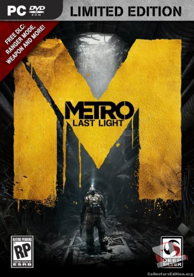 descargar Metro: Last Light Complete Edition