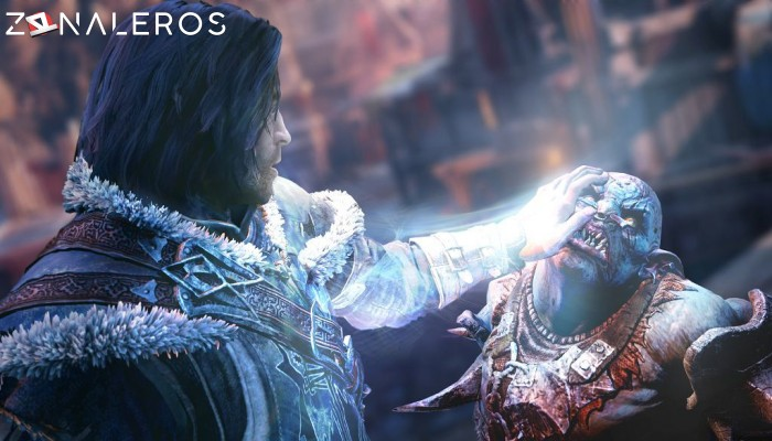 Middle Earth: Shadow of Mordor Complete Edition gameplay
