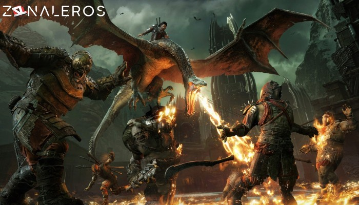 Middle Earth: Shadow of War por torrent