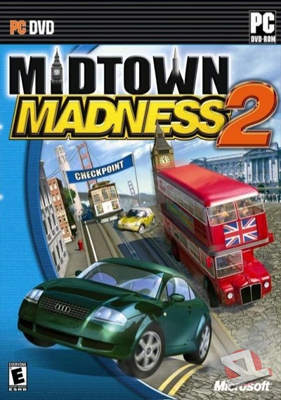 descargar Midtown Madness 2