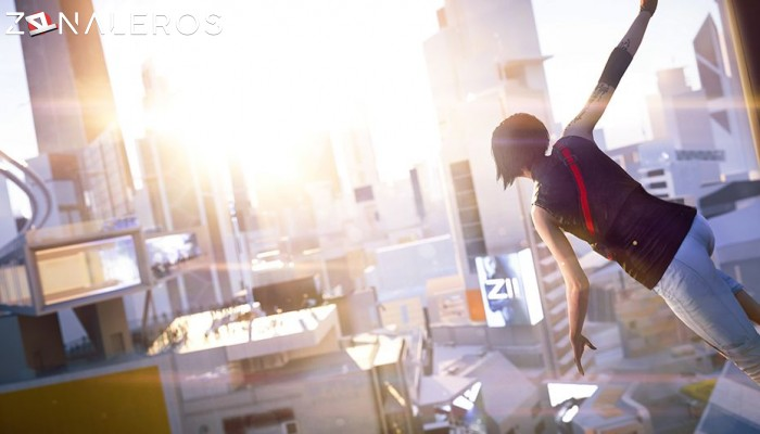 Mirror's Edge Catalyst por mega