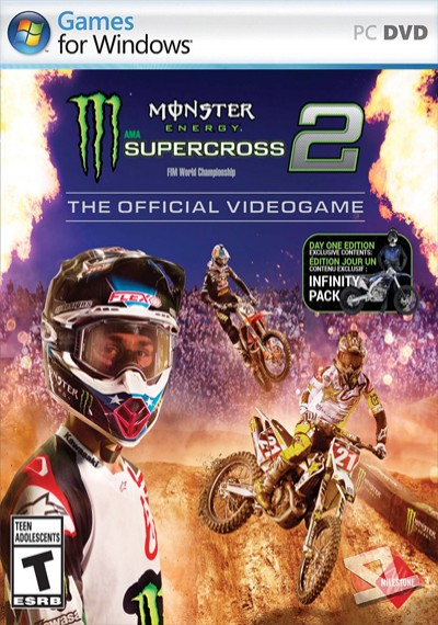 descargar Monster Energy Supercross 2