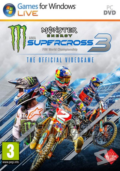 descargar Monster Energy Supercross 3