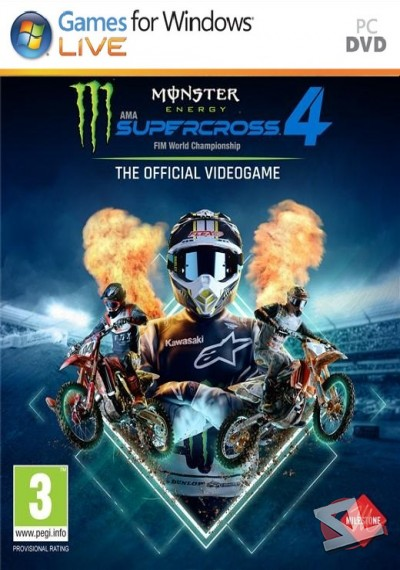 descargar Monster Energy Supercross The Official Videogame 4