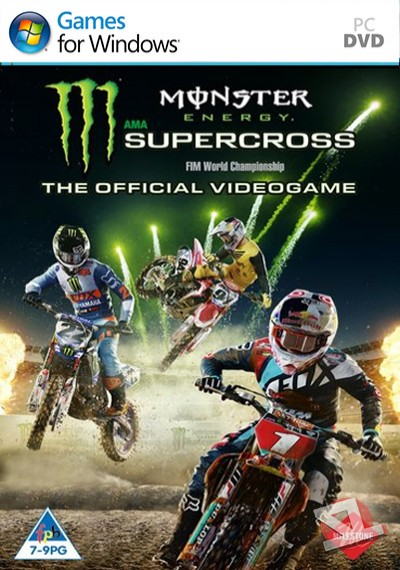 descargar Monster Energy Supercross: The Official Videogame