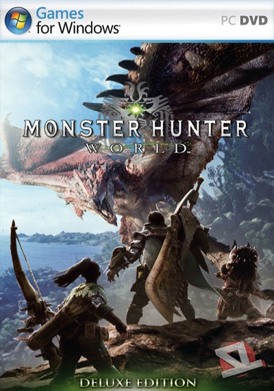 descargar Monster Hunter: World Deluxe Edition