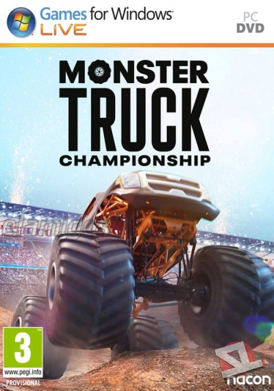 descargar Monster Truck Championship