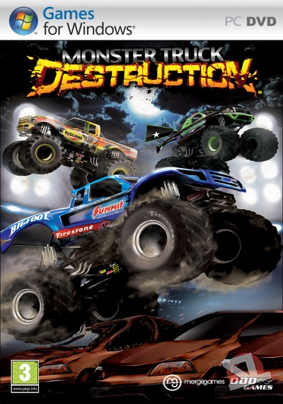 descargar Monster Truck Destruction