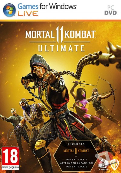 descargar Mortal Kombat 11 Ultimate Edition