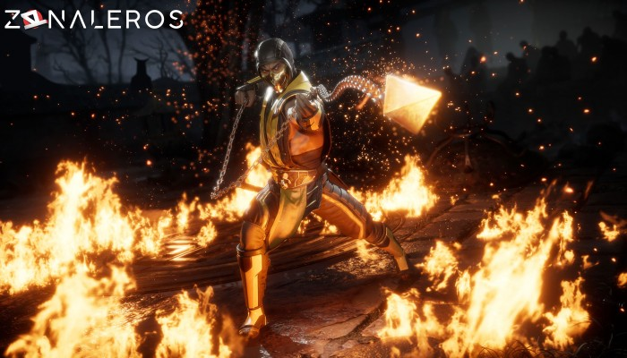 Mortal Kombat 11 Ultimate Edition por mega