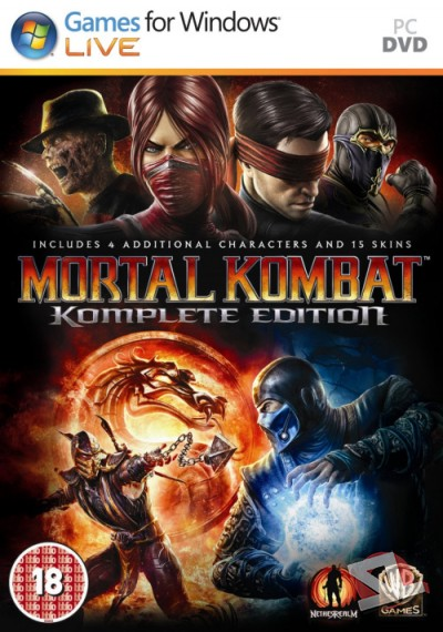 descargar Mortal Kombat: Komplete Edition