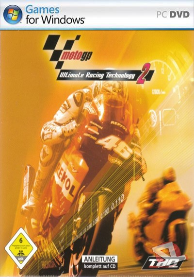 MotoGP: Ultimate Racing Technology 2