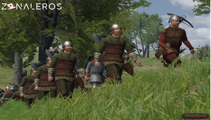 Mount and Blade Warband gameplay
