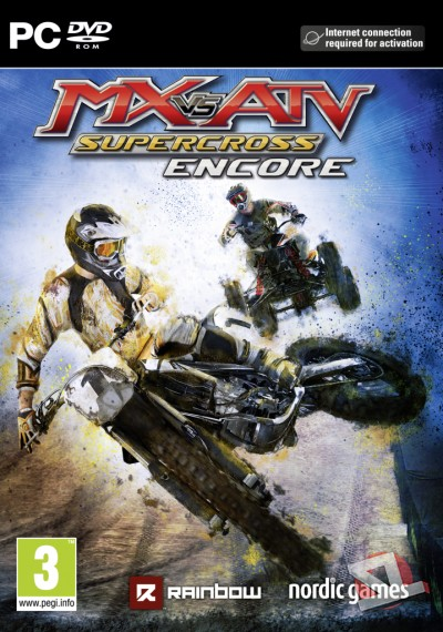 descargar MX vs. ATV Supercross Encore