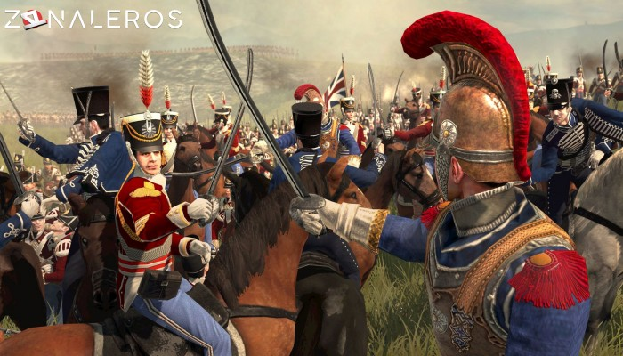 Napoleon: Total War gameplay