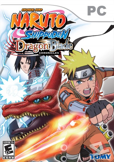 descargar Naruto Shippuden: Dragon Blade Chronicles