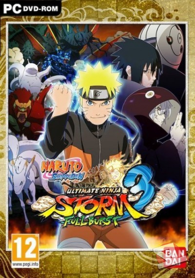 descargar Naruto Shippuden: Ultimate Ninja Storm 3 - Full Burst