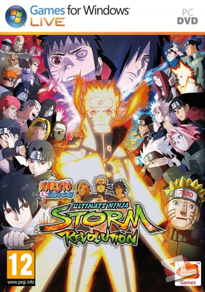 descargar Naruto Shippuden: Ultimate Ninja Storm Revolution