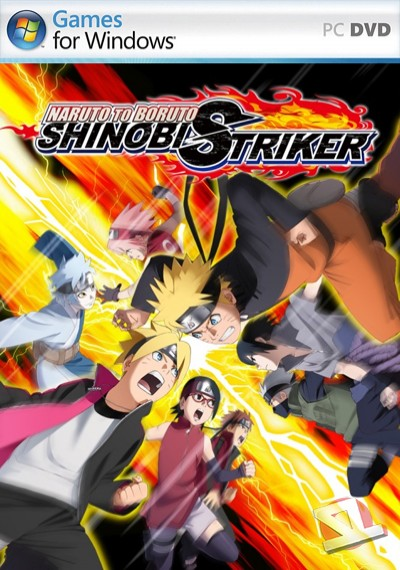descargar Naruto to Boruto: Shinobi Striker Deluxe Edition