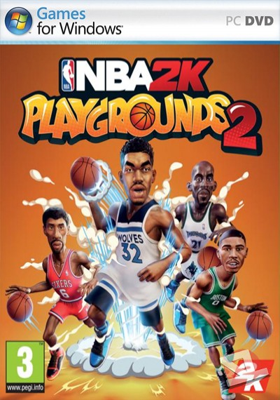descargar NBA 2K Playgrounds 2