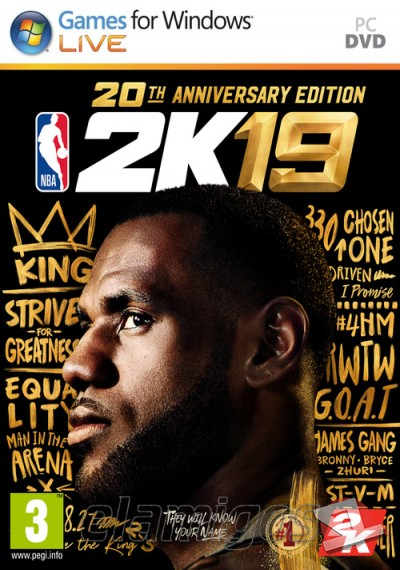 descargar NBA 2K19 20th Anniversary Edition