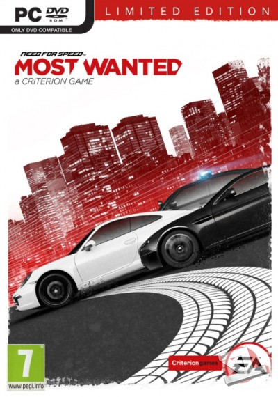 descargar Need for Speed Most Wanted 2012