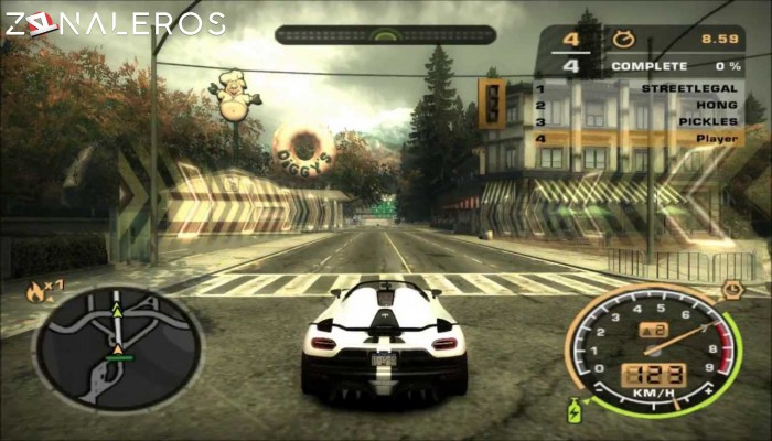 descargar Need for Speed: Most Wanted Black Edition