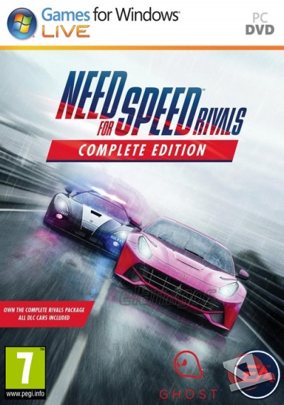 descargar Need for Speed: Rivals Complete Edition