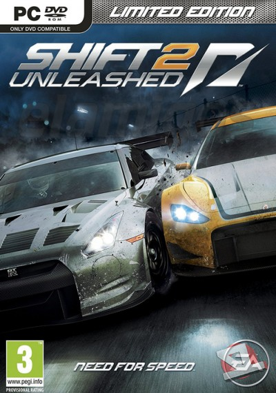 descargar Need for Speed Shift 2: Unleashed Limited Edition