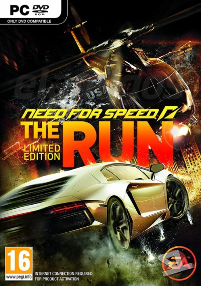 descargar Need for Speed: The Run Limited Edition