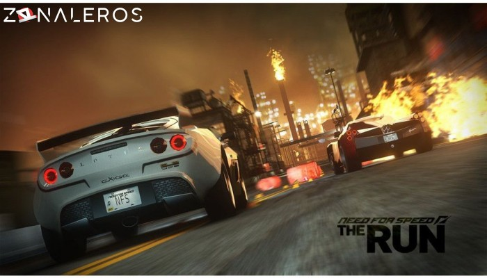 Need for Speed: The Run Limited Edition por mega