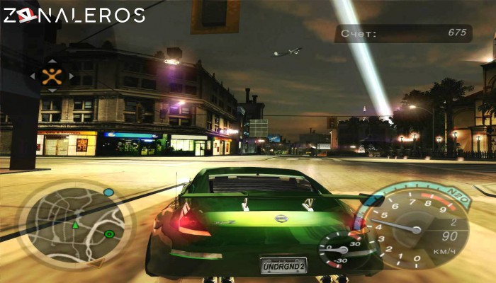 Need for Speed: Underground 2 por torrent