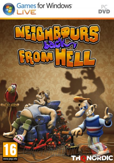 descargar Neighbours Back From Hell HD Remaster
