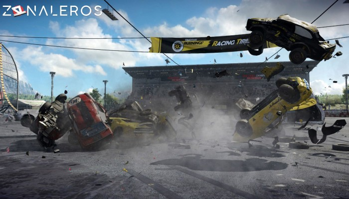 Next Car Game: Wreckfest por torrent