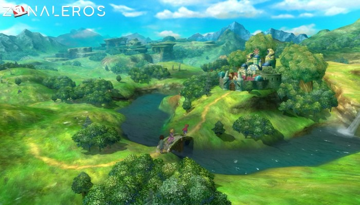 Ni no Kuni Wrath of the White Witch Remastered por torrent