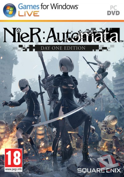 descargar NieR: Automata Day One Edition