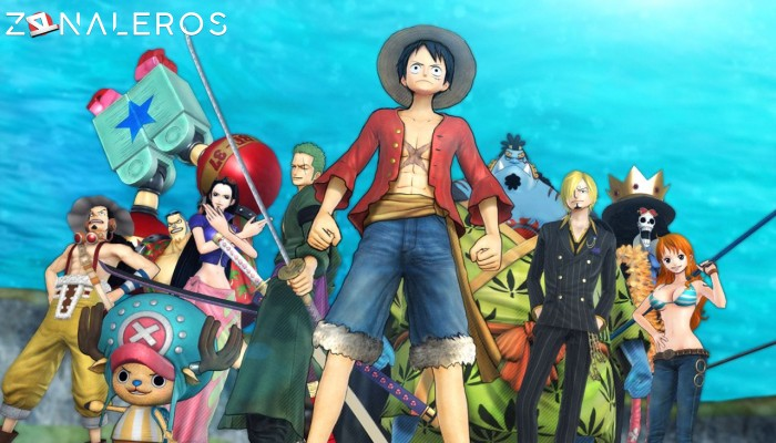 One Piece: Pirate Warriors 3 Gold Edition gameplay