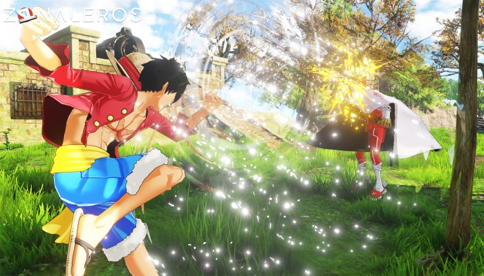descargar One Piece: World Seeker Deluxe Edition